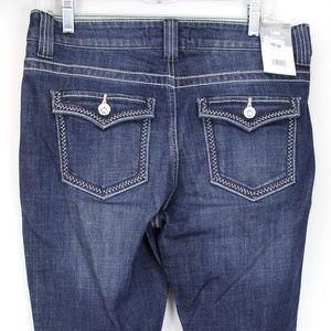 3e80e2da Lee Jeans   Platinum Midrise Secretly Slender Saira   Poshmark